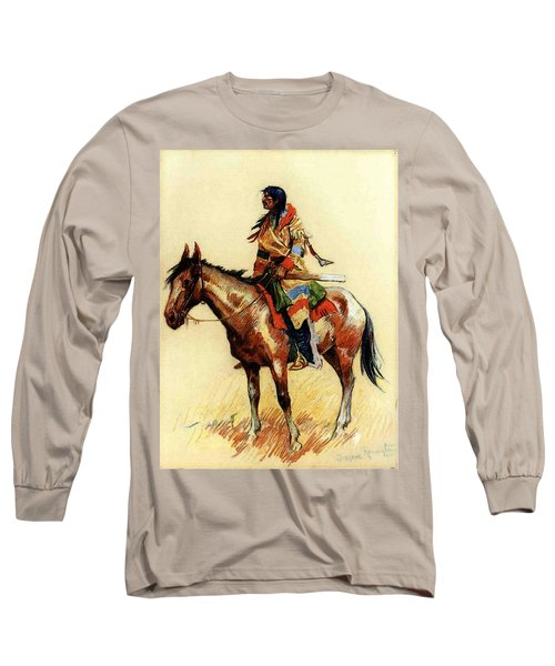 Remington Frederic A Breed Long Sleeve T-Shirt