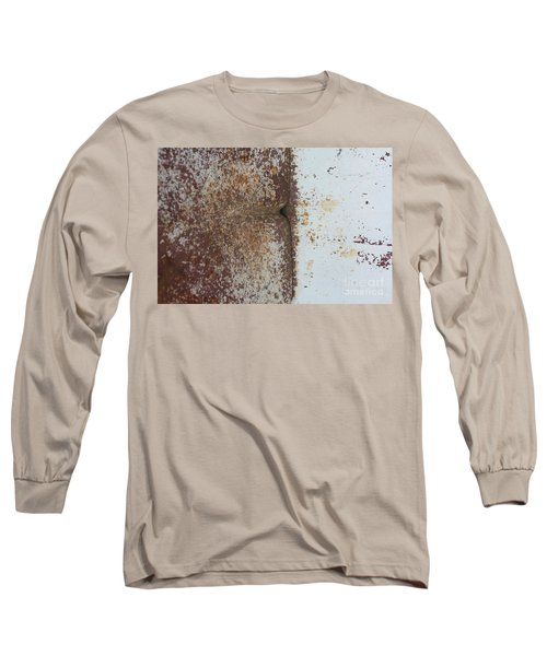Long Sleeve T-Shirt featuring the photograph Repaint Number Eight by Brian Boyle