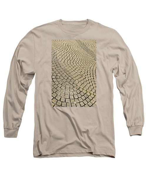 Long Sleeve T-Shirt featuring the photograph Repetitions by Wanda Krack