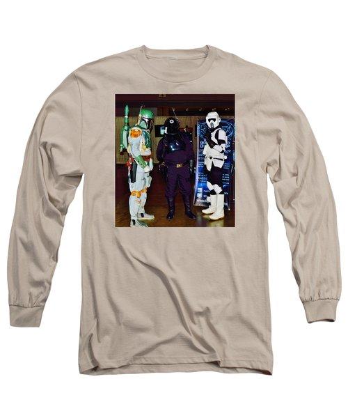 Replay Fx 2015 #6 Long Sleeve T-Shirt by William Bartholomew