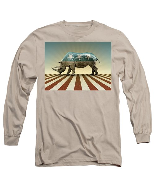 Republican In Name Only Long Sleeve T-Shirt