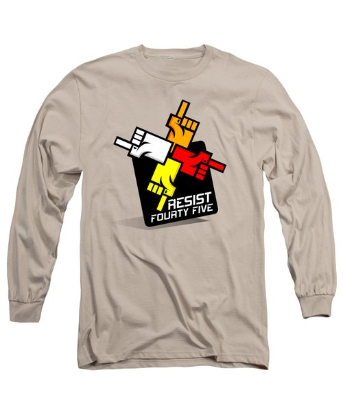 Resist #23 Long Sleeve T-Shirt