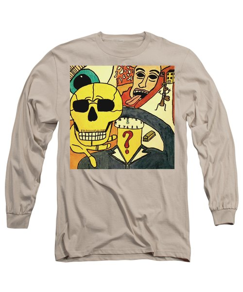 Resist The Norm Long Sleeve T-Shirt