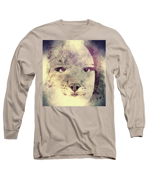 Resistance Of The Pussy Cat Long Sleeve T-Shirt