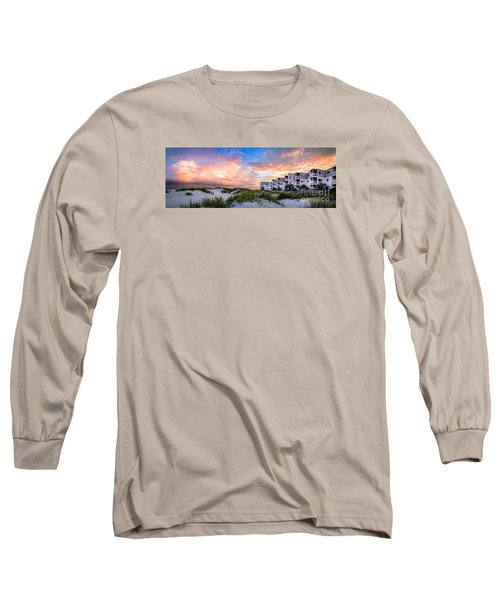 Rest And Relaxation Long Sleeve T-Shirt by David Smith