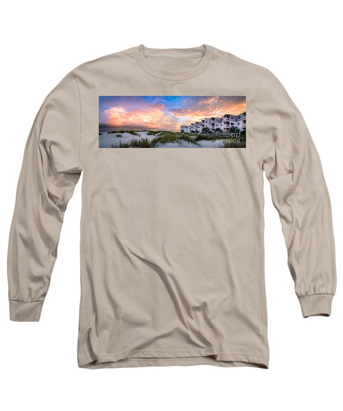 Rest And Relaxation Long Sleeve T-Shirt