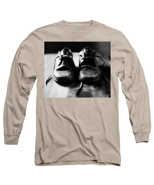 Retired Old Shoes Long Sleeve T-Shirt