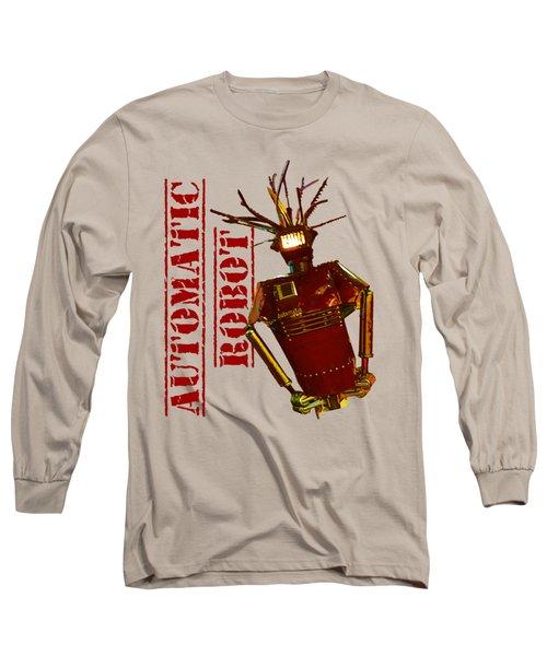 Reto Automatic Long Sleeve T-Shirt