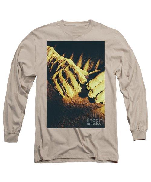 Return Of The Ancient Egyptian Pharaoh Long Sleeve T-Shirt