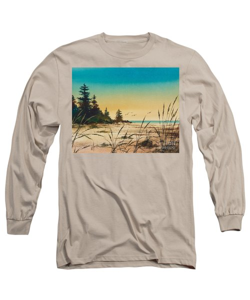Return To The Shore Long Sleeve T-Shirt