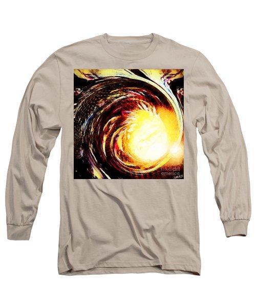 Revoke Polygon Long Sleeve T-Shirt