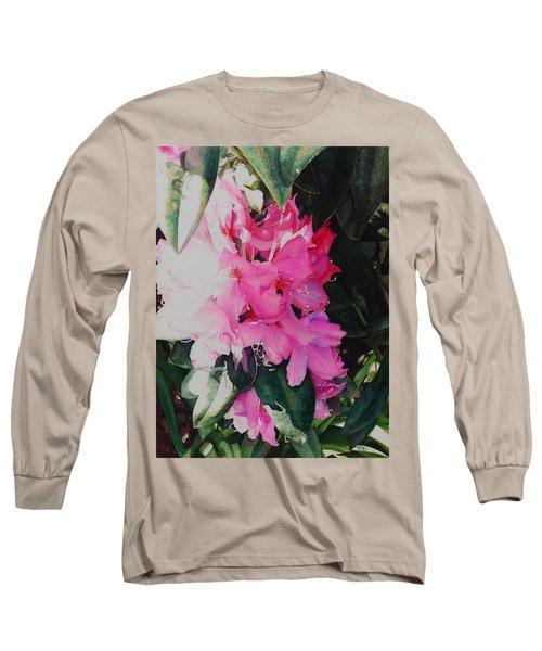 Rhodies Long Sleeve T-Shirt