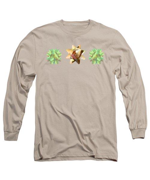 Ribbon Bow Party Series-pony Long Sleeve T-Shirt