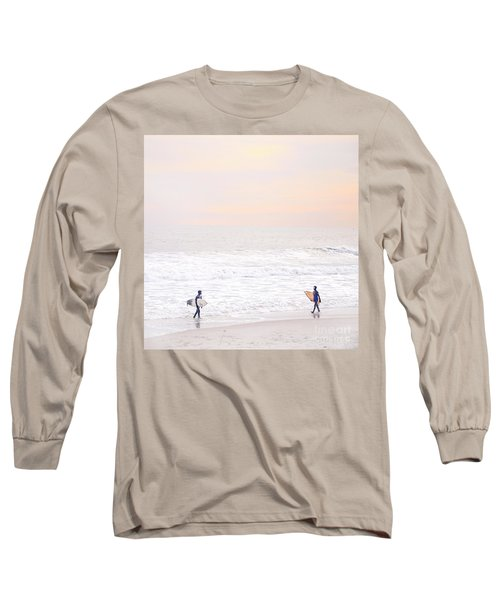 Riders Of The Sea Long Sleeve T-Shirt