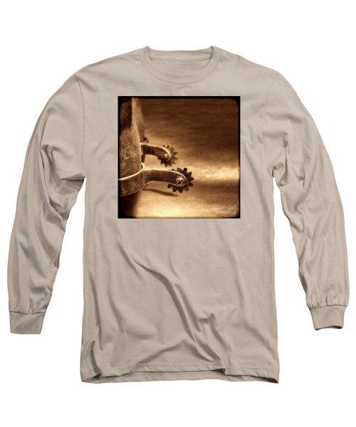 Riding Spurs Long Sleeve T-Shirt