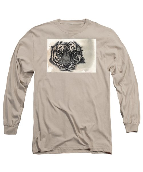 Righteous Hunger Long Sleeve T-Shirt by Nathan Rhoads
