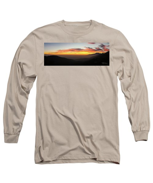 Rim Of The World Long Sleeve T-Shirt