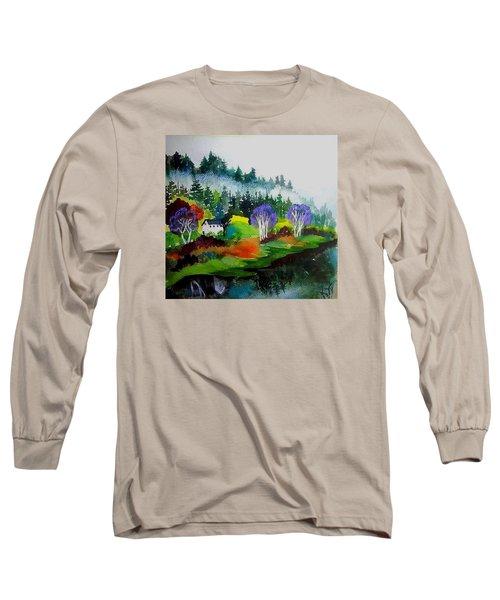 Monte Rio Russian River Long Sleeve T-Shirt