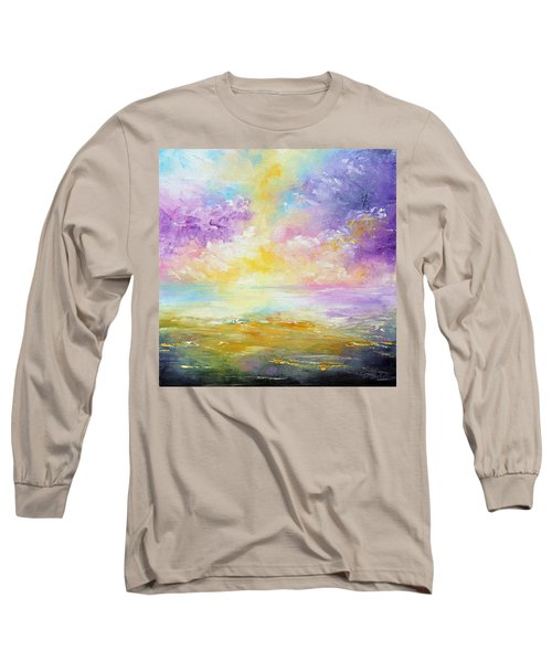 Rising Joy Long Sleeve T-Shirt
