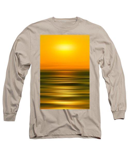 Rising Sun Long Sleeve T-Shirt by Az Jackson