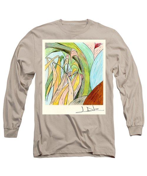 River Grass Long Sleeve T-Shirt