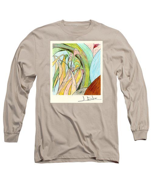 River Grass Long Sleeve T-Shirt