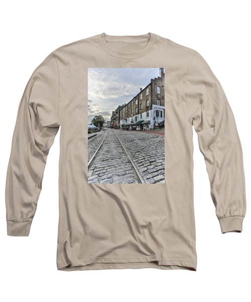 River Walk Long Sleeve T-Shirt