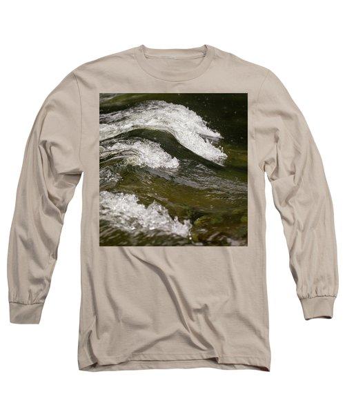 River Waves Long Sleeve T-Shirt
