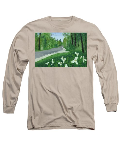 Road To Northport - Spring Long Sleeve T-Shirt