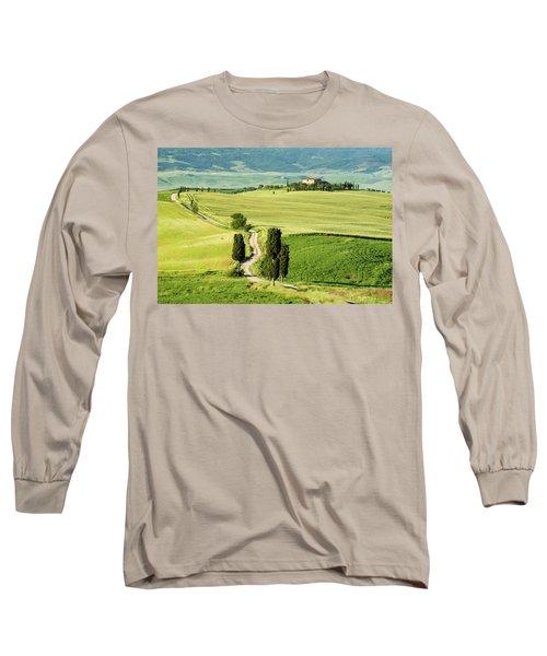 Road To Terrapille Long Sleeve T-Shirt