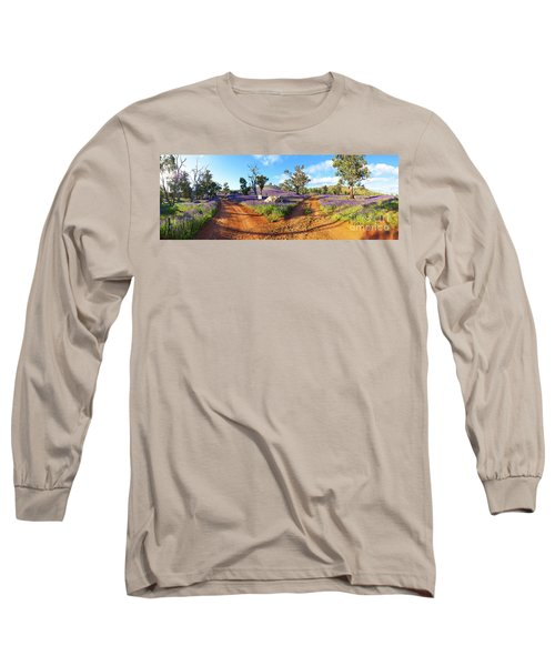 Roads To Salvation Jane Long Sleeve T-Shirt