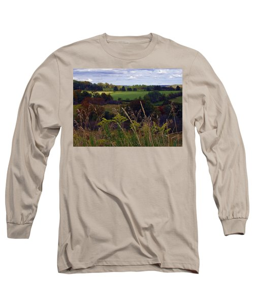 Roadside Wanderings Long Sleeve T-Shirt