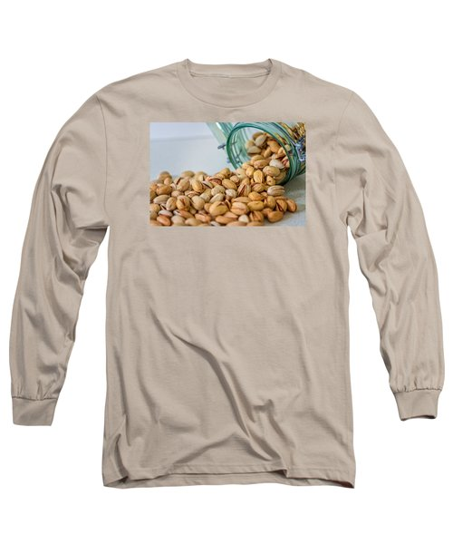 Roasted Pistachio Long Sleeve T-Shirt