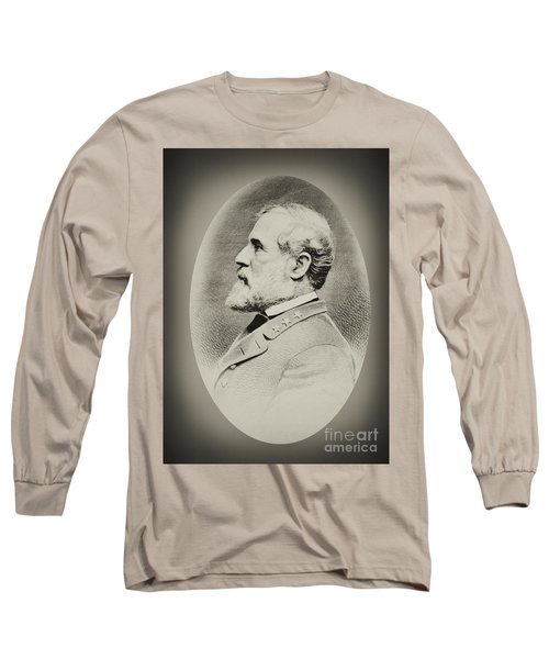Robert E Lee - Csa Long Sleeve T-Shirt