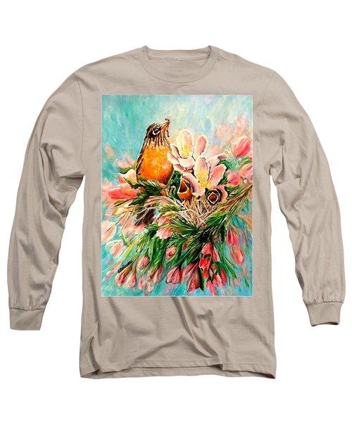 Robin Hood Long Sleeve T-Shirt