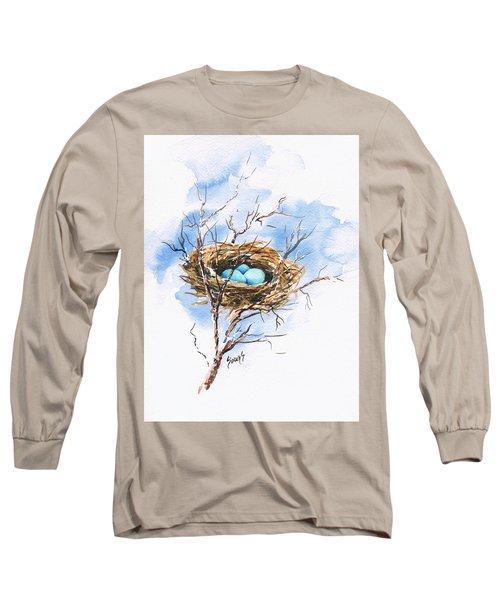 Robin's Nest Long Sleeve T-Shirt