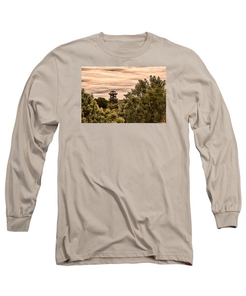 Robinson 3d Long Sleeve T-Shirt