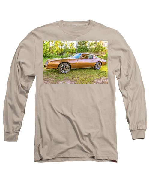 Rocky Drive Long Sleeve T-Shirt by Brian Wright