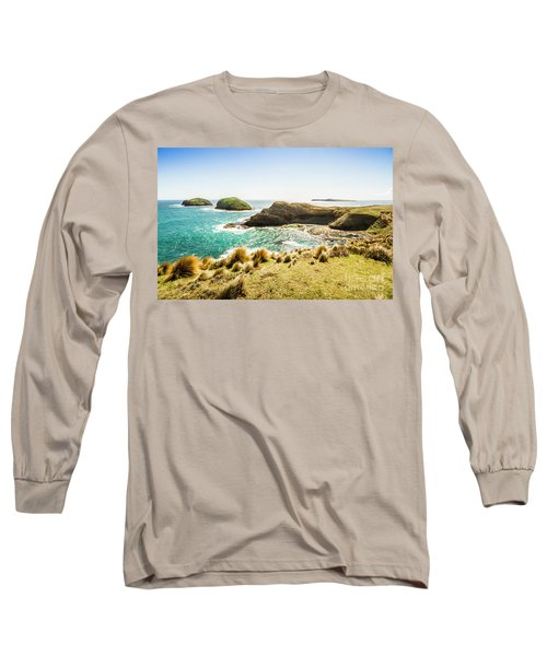 Rocky Ocean Capes Long Sleeve T-Shirt