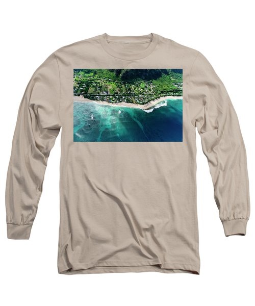 Rocky Point Overview. Long Sleeve T-Shirt