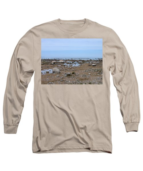 Rocky Shore Long Sleeve T-Shirt