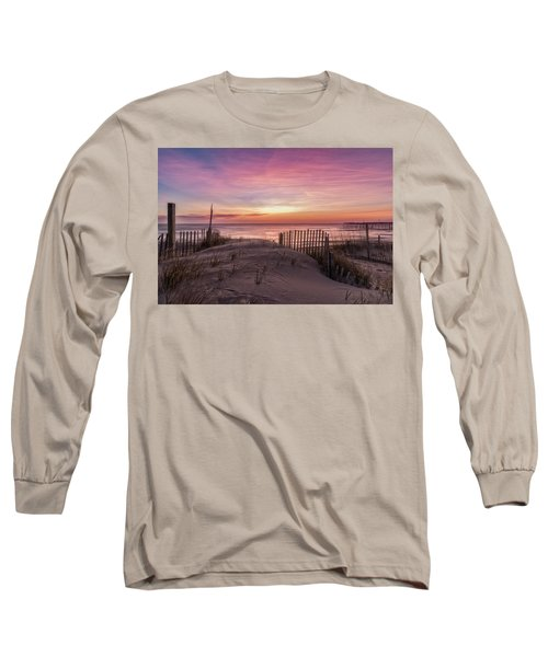 Rodanthe Sunrise Long Sleeve T-Shirt