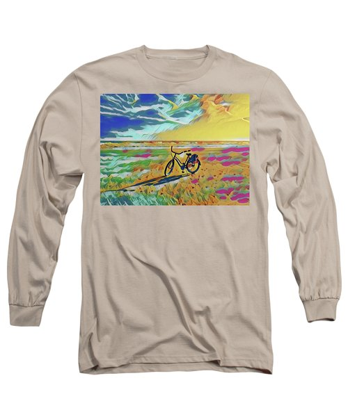 Rollin' Away Long Sleeve T-Shirt