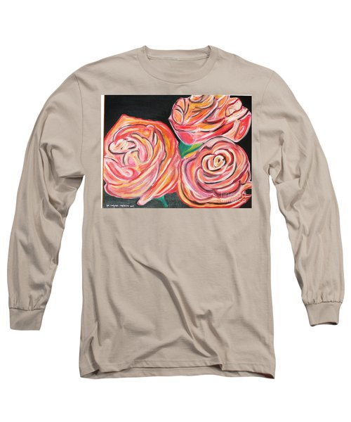 Romantic Long Sleeve T-Shirt