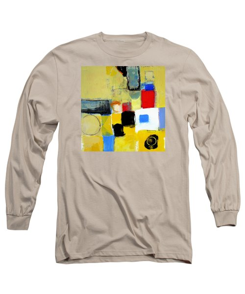 Long Sleeve T-Shirt featuring the painting Ron The Rep by Cliff Spohn