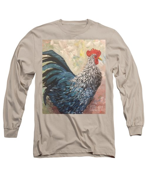 Rooster Of The Year Long Sleeve T-Shirt
