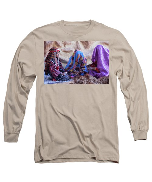 Rope Makers Long Sleeve T-Shirt