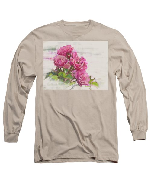 Rose 2 Long Sleeve T-Shirt