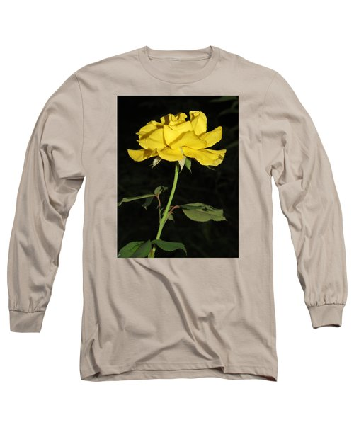 Long Sleeve T-Shirt featuring the photograph Rose 5 by Phyllis Beiser
