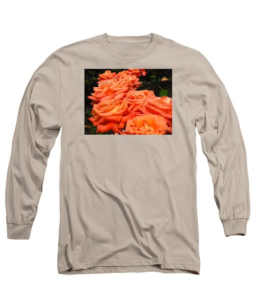 Rose Path Jubilee Long Sleeve T-Shirt